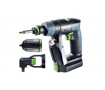 CXS Mini Cordless Drill Set Li