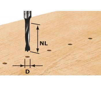 Dowel Drill HW D3/NL16