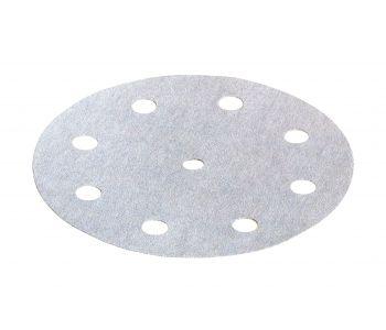 Titan Abrasive Disc 125 mm 9 Hole P360