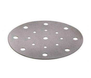Titan Abrasive Disc 150 mm 16 Hole P360