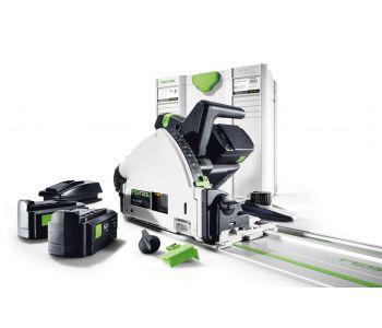 TSC 55 160 mm Cordless Plunge Cut Saw Plus Li FS