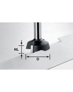 Facing Cutter HW S8 D28 NL7