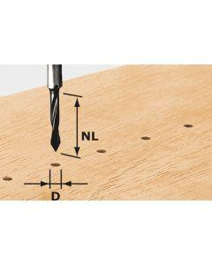 Dowel Drill HW S8 D5/NL30