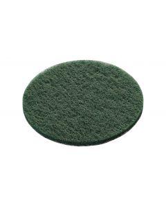 Vlies Abrasive Disc 150 mm 0 Hole Green
